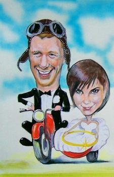karykaturzysta-krakow-atrakcja-na-wesele