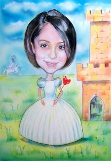 karykaturzysta karykatury na weselu wesele pamiatka podziekowania dla rodzicow (33)