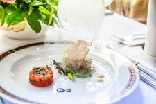 Restauracja Wierzynek Krakow - organizacja wesela wesele - Przystawka1