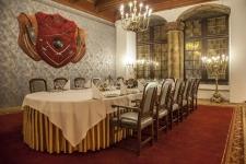 Restauracja Wierzynek Krakow - organizacja wesela wesele - Sala rycerska 2